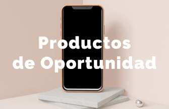 Productos de Oportunidad