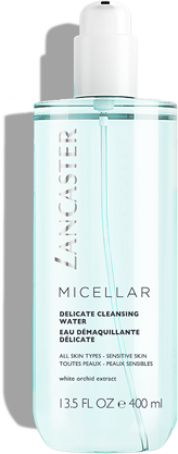 Lancaster Micellar Cleansers