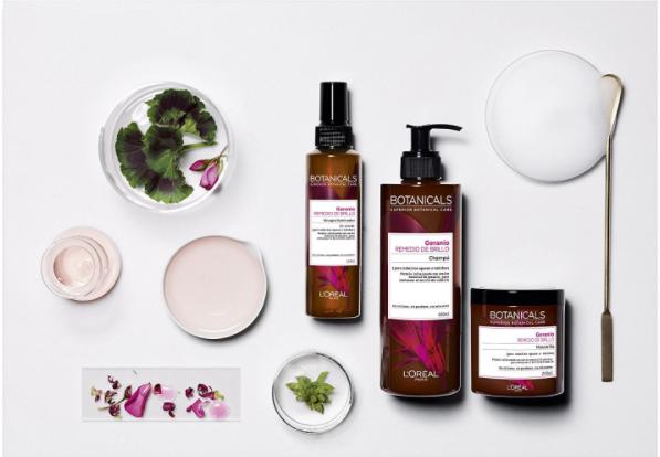 Mascarillas pelo botanicales de loreal blog paco perfumerias