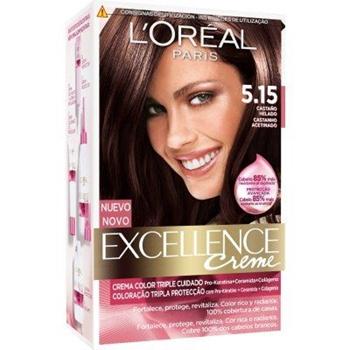 Excellence Creme Nº 5.15 Castaño Helado de L'Oréal