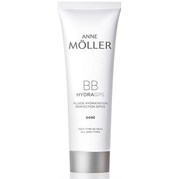 Anne Möller HYDRAGPS BB Fluide Hydratant Perfection SPF25 Doré 50 ml