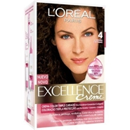 Excellence Creme Nº 4 Castaño de L'Oréal