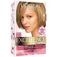 Excellence Creme Nº 8 Rubio Claro de L'Oréal