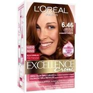 Excellence Creme Nº 6.46 Rubio Oscuro Caoba Cobrizo de L'Oréal