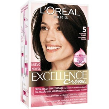 Excellence Creme Nº 5 Castaño Claro de L'Oréal