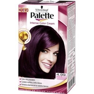 Intense Color Cream Tinte Cabello Nº 4.99 Violin de Palette