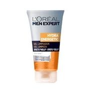Hydra Energetic Gel limpiador Fresco de L'Oréal Men Expert