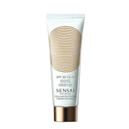 Silky Bronze Cellular Protective Cream for Face SPF 50 de SENSAI