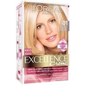 L'Oréal Tintes Excellence Blonde Supreme Nº 01 Rubio Ultra Claro Natural