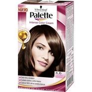 Intense Color Cream Tinte Cabello Nº 4.6 Castaño Marron de Palette