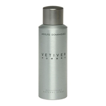 Adolfo dom nguez vetiver desodorante spray paco perfumer as for Adolfo dominguez zaragoza aragonia