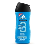 After Sport Body Hair Face 3en1 de Adidas