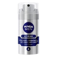 Active Age After Shave + Hidratante Anti-Edad de NIVEA MEN