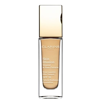 Clarins Skin Illusion Teint SPF10 Nº 109 Wheat