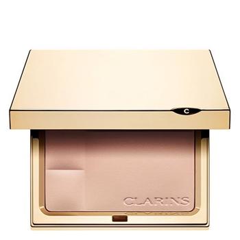 Clarins Ever Matte Poudre Compacte Nº 00 Transparent Opal