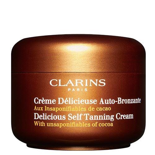 Crème Délicieuse Auto-Bronzante Clarins - Paco Perfumerias