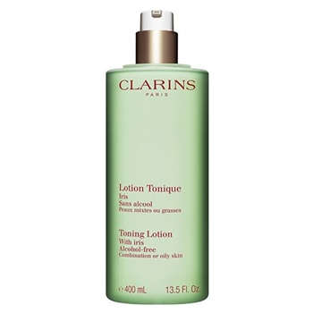 Lotion Tonique Peaux Mixtes ou Grasses de Clarins