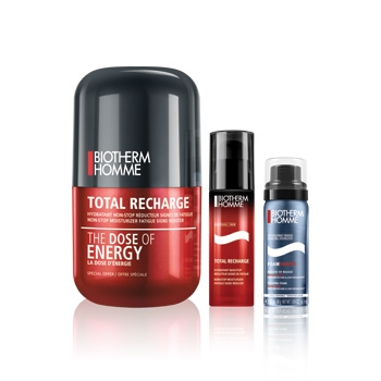 total recharge biotherm homme - paco perfumerias