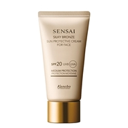 Sun Protective Cream for Face SPF 20 de SENSAI