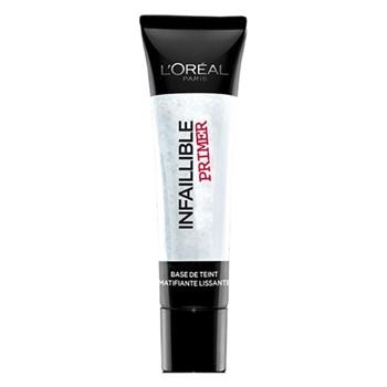 L'Oréal Infalible Prebase 24H Mate Nº 001 Transparente