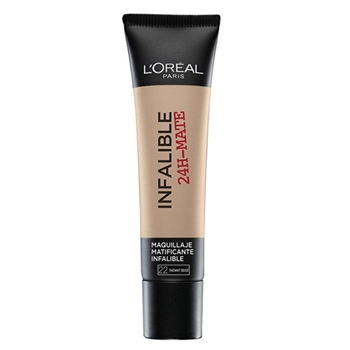 L'Oréal Infallible 24H Mate Nº 22 Radiant Beige