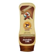 Lotion Sunscreen with Instant Bronzer SPF30 de Australian Gold