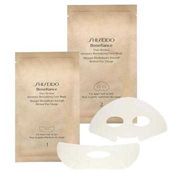 Benefiance Pure Retinol Intensive Revitalizing Face Mask de Shiseido