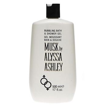 MUSK Bubbling Bath & Shower Gel de Alyssa Ashley