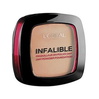 L'Oréal Infalible 24H Poudre Compacte Nº 245 Warm Sand