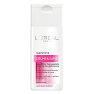 Agua Micelar Desmaquillante Sublime Suave  de L'Oréal