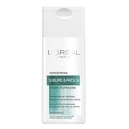 Sublime & Fresca Tónico Purificante de L'Oréal