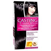 Creme Gloss Tinte Cabello Nº  200 Negro Ébano de L'Oréal Tintes