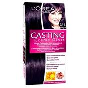 L'Oréal Tintes Creme Gloss Tinte Cabello Nº  316 Violín