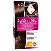 Creme Gloss Tinte Cabello Nº  415 Castaño Helado de L'Oréal Tintes