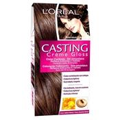 L'Oréal Tintes Creme Gloss Tinte Cabello Nº  600 Rubio Oscuro