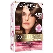 L'Oréal Tintes Excellence Nº 4.03 Castaño Radiante