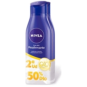 Body Milk Reafirmante de NIVEA