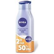 Smooth Milk Triple Acción Duplo de NIVEA
