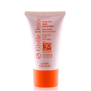 Protector Facial Anti-arrugas SPF 30 de Gisele Denis