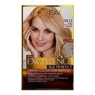 Excellence Age Perfect Nº 10.13 Rubio Muy Claro Radiante de L'Oréal