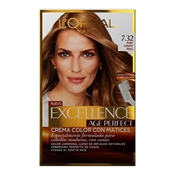 L'Oréal Tintes Excellence Age Perfect Nº 7.32 Rubio Dorado Perla