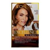 L'Oréal Tintes Excellence Age Perfect Nº 6.03 Rubio Oscuro Radiante