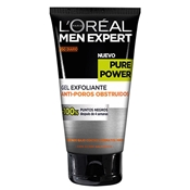Pure Power Gel Exfoliante de L'Oréal Men Expert