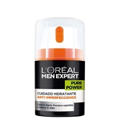 Pure Power Cuidado Hidratante Anti-imperfecciones de L'Oréal Men Expert