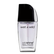 Esmalte de Uñas Wild Shine Nail Color Protective Base Coat de Wet N Wild