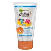 Wet Skin Leche Solar Niños SPF 50 de Delial