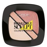 Infallible Sculpt Blush Trio de L'Oréal