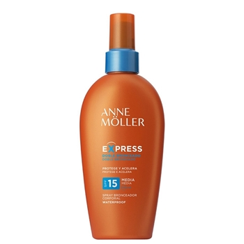 Anne Möller Express Spray Bronceador corporal SPF15 200 ml