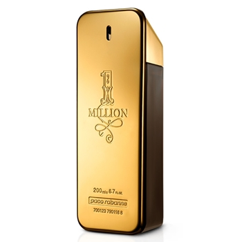 Paco Rabanne 1 MILLION 200 ml Vaporizador