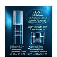 Japan's Sought After Skin Care Secret Estuche de KOSÉ Cell Radiance